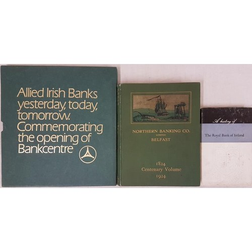 38 - Irish Banking History: Root And Branch Allied Irish Banks, Yesterday, Today and Tomorrow, 1979 in sl...
