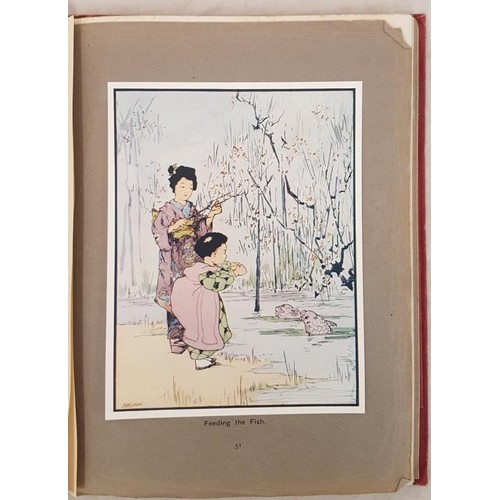 46 - Plum Blossom - A Missionary Play Book by Lily Sandford, illustrated by various artists
