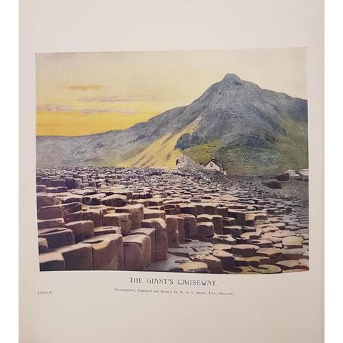 49 - Pike, W. T. (editor) Ulster Contemporary Biographies, 1910. Quarto, original quarter green morocco w...