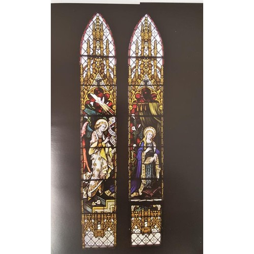 59 - Mt St Joseph Cistercian Abbey: Laurence Walsh ocso, Lumen Christi, the stained glass of MSJ, folio, ...