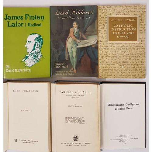 115 - Tynan, Catholic Instruction in Ireland, 1720-1950, 1985, dj, mint; Ainmneacha Gaeilge na mBailte Poi...