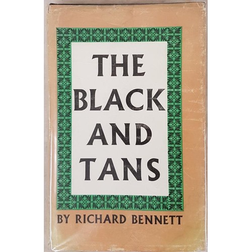 130 - Bennett, R. The Black and Tans, New York, 1955, nice in dust jacket. (1)