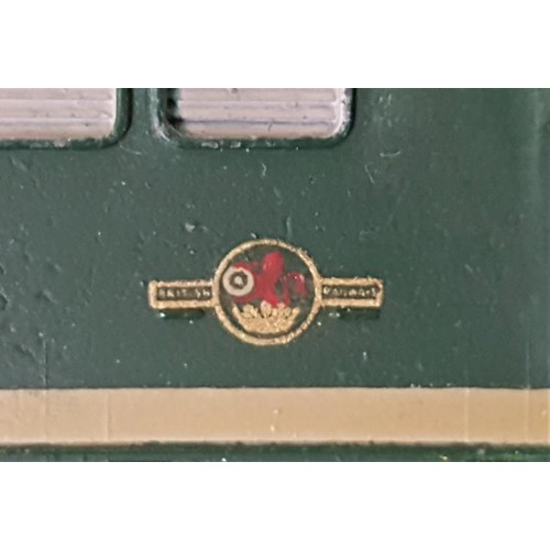 22 - Hornby No.2 Lord Nelson Locomotive and an LNER N2 Tender contained in mahogany box along with a Tri-...