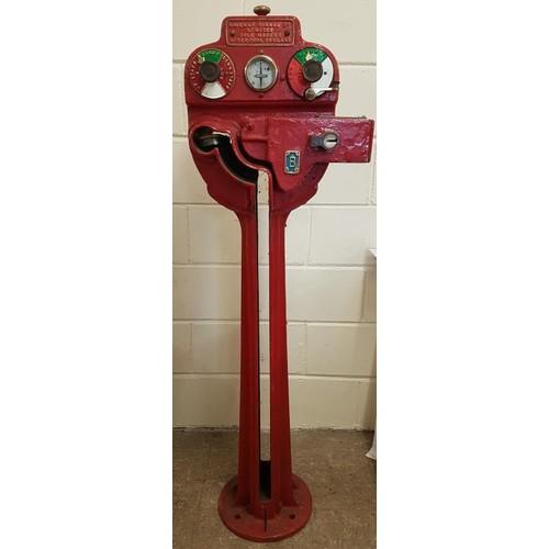 Webb & Thompston Large ETS Staff Instrument Type B with Interlocking