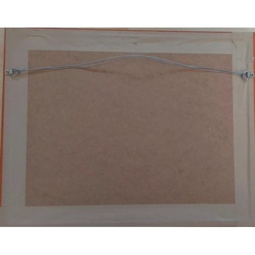 36 - Henry Wilson Bracken (1920-1998), WINTER, SEDBERGH SCHOOL, CUMBRIA, watercolour, framed, mounted, si...