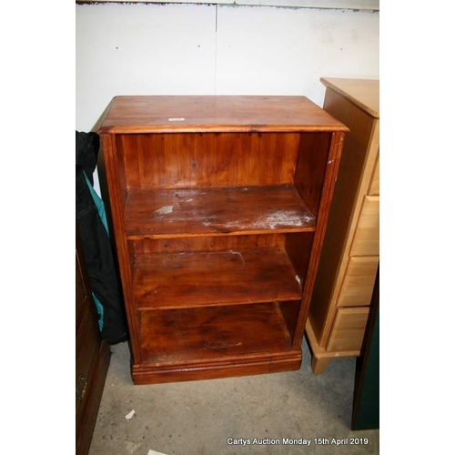 20 - Pine Book Shelf...