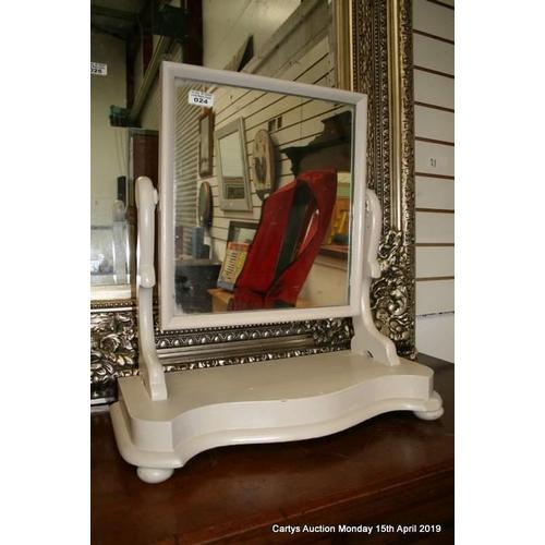 24 - Chest Mirror...