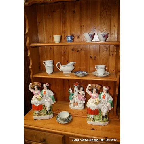 51 - All contents on dresser...