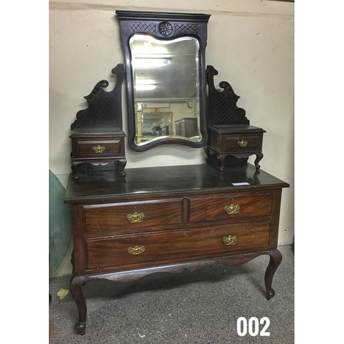 2 - Ed Mah Dressing Table To match 145cm wide...