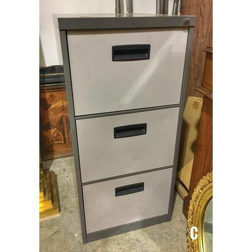 3 drawer Filing Cab