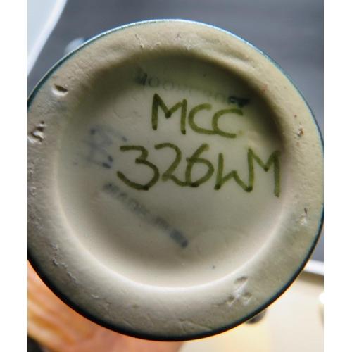 441 - A MOORCROFT SNOWDROP LOVING CUP - 9573 BY RACHEL BISHOP - MOORCROFT COLLECTORS CLUB 326...