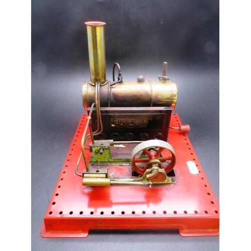 376 - A MAMOD STATIC - SPIRIT/STEAM ENGINE...