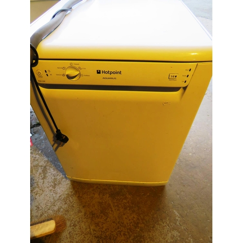 26 - HOTPOINT DISHWASHER...