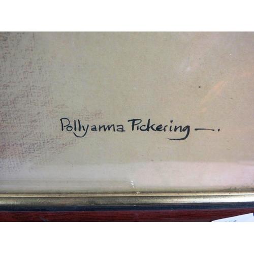 49 - ALSATION PRINT - BY POLLYANNA PICKERING...