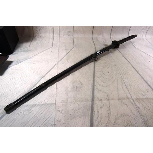 366 - JAPANESE - KAI GUNTO SWORD...