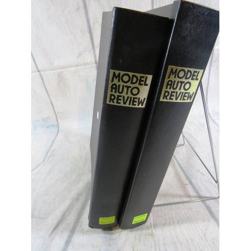 509 - TWO BOOKS CONTAINING - MODEL CARS...