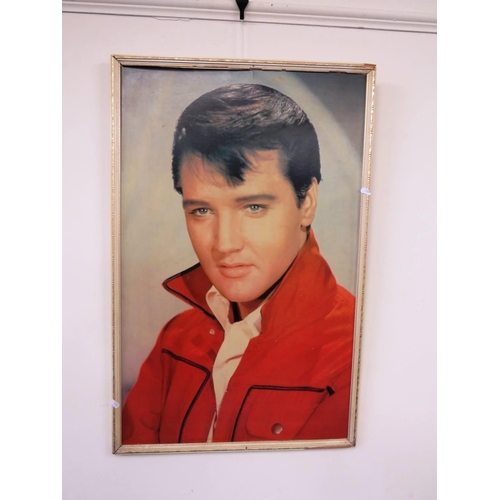 54 - VINTAGE ELVIS PICTURE FROM THE 1970's...