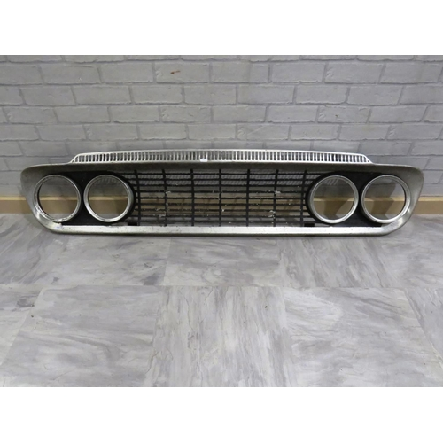 336 - VINTAGE EARLY 1960'S CAR GRILL...