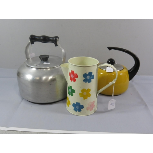 36 - TWO KETTLES INCLUDING AGA AND JUDGE...