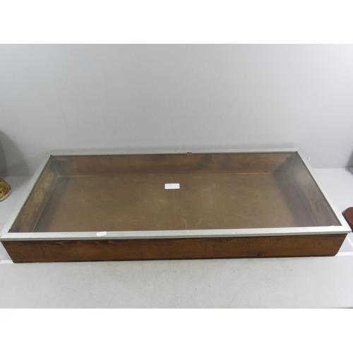 42 - TABLE TOP DISPLAY BOX...