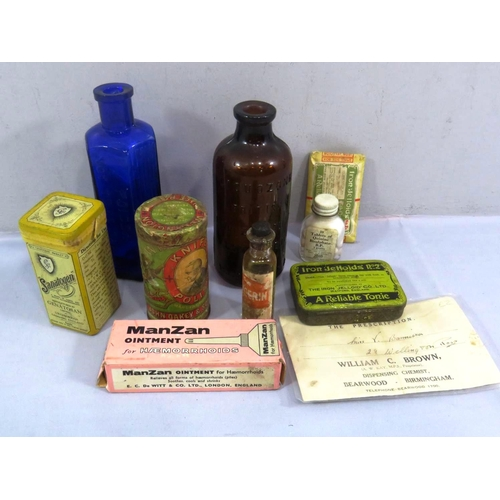 15 - CHEMIST SHOP ITEMS...