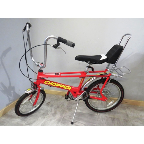 587 - LIMITED EDITION CHOPPER BIKE NUMBER 408 OF 2004 MADE...