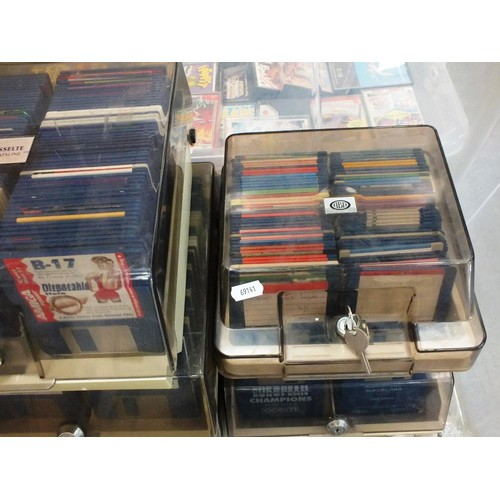 428 - LARGE LOT OF AMIGA GAMES...