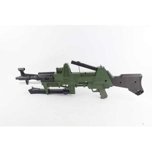 21 - Vintage 1960s TOPPER TOYS Johnny Seven OMA Tommy Gun, Grenade Launcher & Pistol...