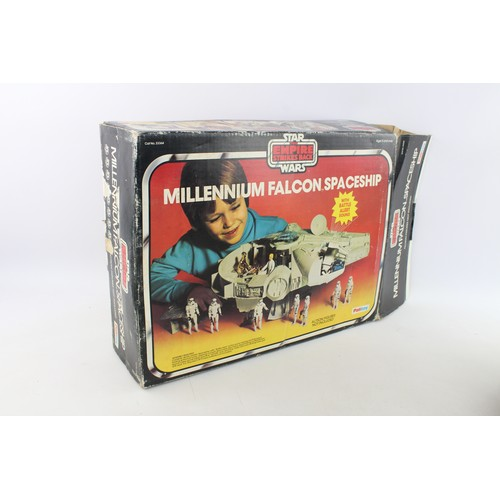 287 - Vintage Kenner STAR WARS Millenium Falcon w/ Original Box & Instructions
