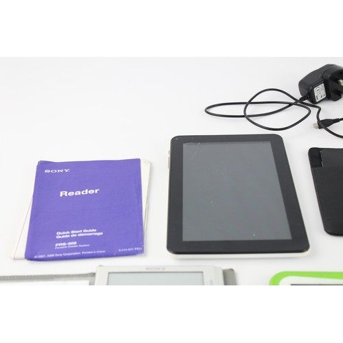 2 - 5 x Assorted TABLETS / E-READERS Inc Amazon, Kindle, Sony Etc