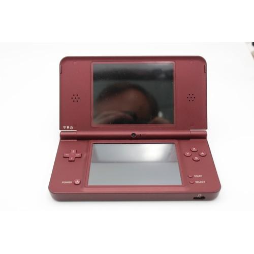 42 - 2 x NINTENDO DS Hand Held Games Consoles w/ 2 Games Inc XL Etc