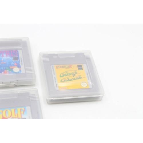 49 - Retro NINTENDO Pocket Game Boy Hand Held Game w/ 3 Games