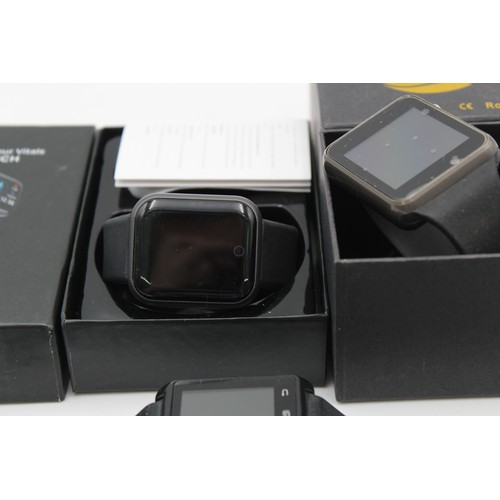 54 - 5 x Assorted SMART WATCHES Inc Boxed, Fitbit Etc