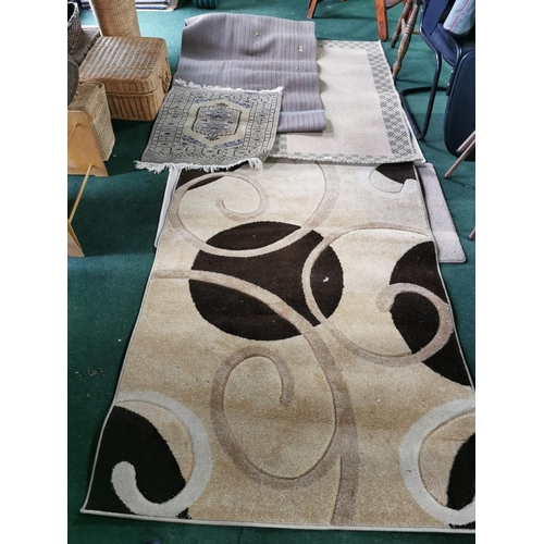 10 - Quantity Of Four Various Rugs
