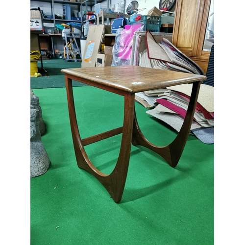 44 - Retro Teak And Elm G Plan Table