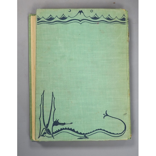 11 - °  Tolkien, John Ronald Reuel (1892-1973) - The Hobbit or There and Back Again, 1st edition, 1st imp...
