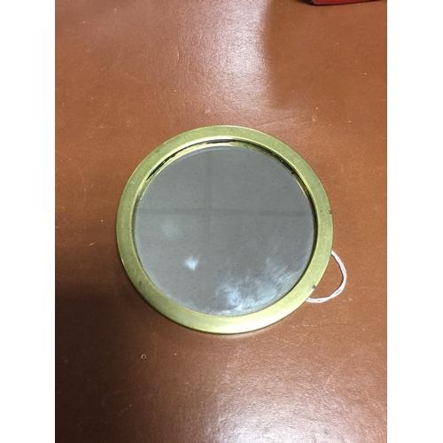 Militaria: An RAF 'Mae West' heliograph signal mirror by J & R O Ltd