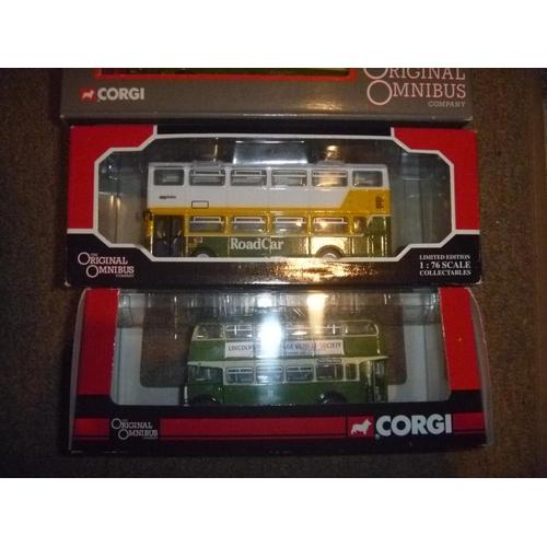 29 - corgi toys the original omnibus including southdowns