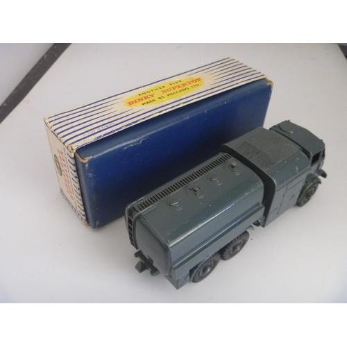 57 - DINKY TOYS (MODEL VG BOX G) RAF PRESSURE REFUELLER