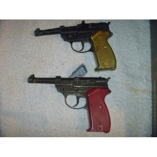 2 lone star guns with faults