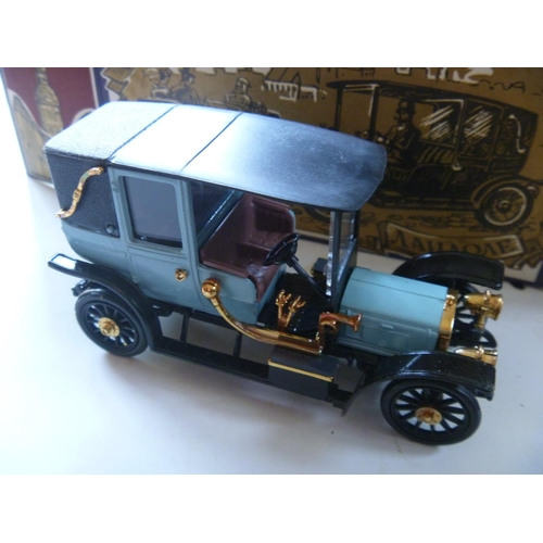 4 - RussoBalt - Russian retro car, scale 1:43, metal/plastic. Made in USSR with original box, production...