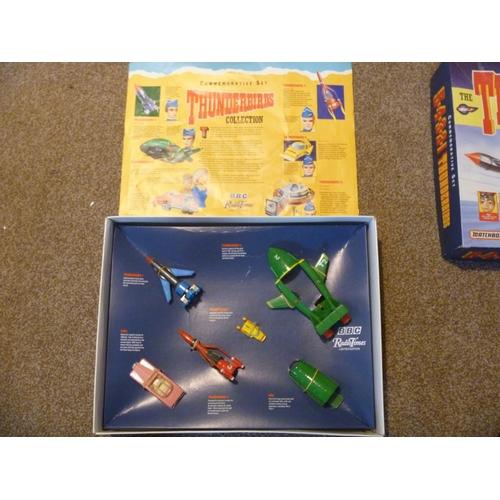 47 - MATCHBOX THUNDERBIRDS GIFT SET...