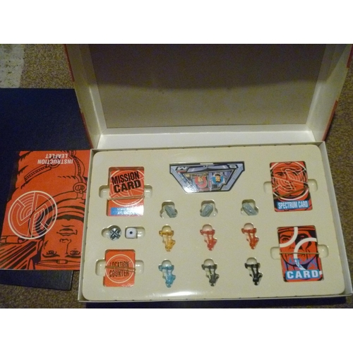 53 - CAPTAIN SCARLET GERRY ANDERSON ADVENTURE GAME...