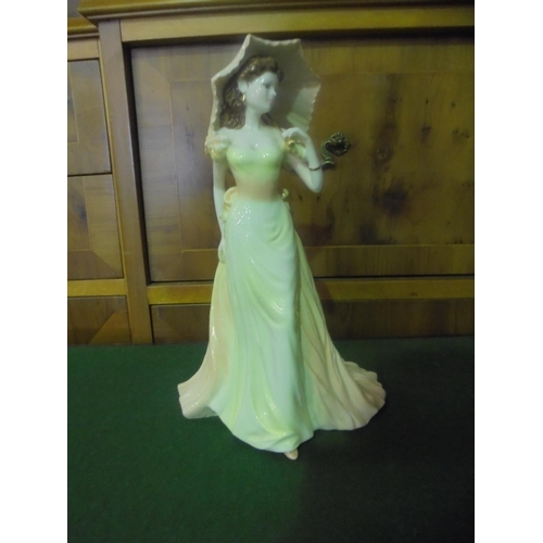 10 - Coalport ladies of fashion Vicky figurine 9/95...