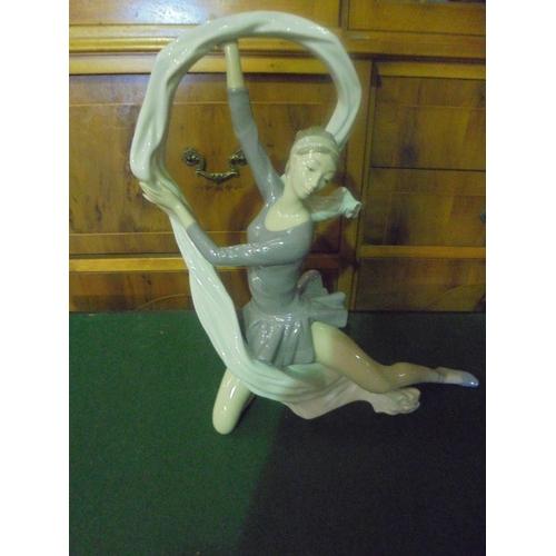 21 - Large Nao ballerina figurine...
