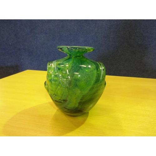 Lovely Signed Mdina Glass Vase