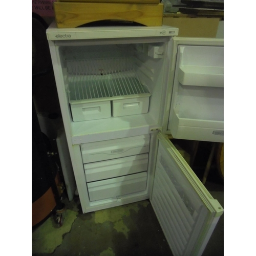 16 - Electra eco fridge freezer...