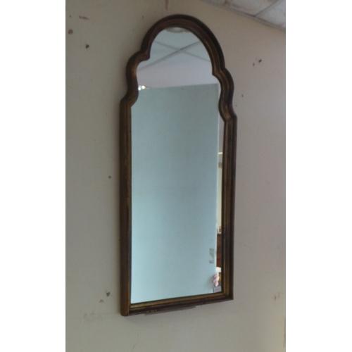 26 - Gold Framed Wall Mirror...
