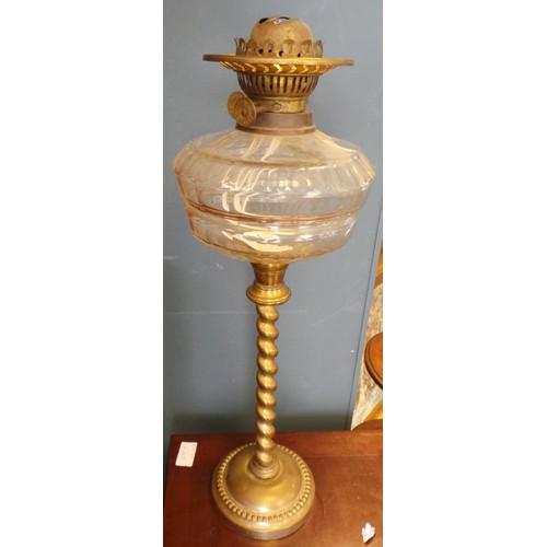 43 - Oil Lamp Base...