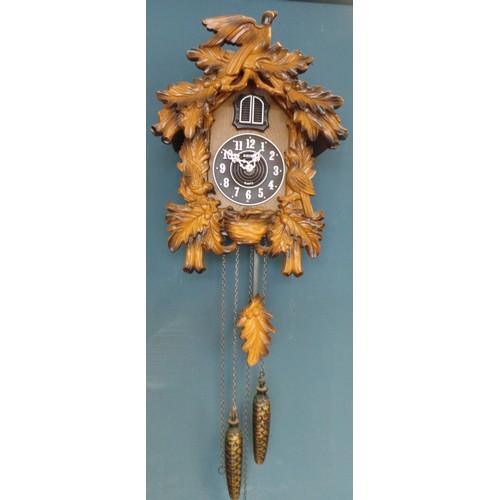 52 - Modern Cuckoo Clock...